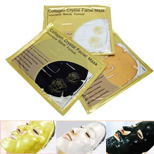 Bộ 3 Mặt Nạ Collagen Crystal Facial Mask