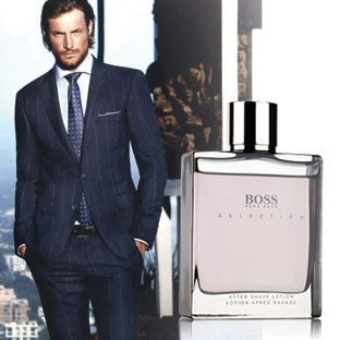 Nước Hoa Nam Boss Selection 90ml