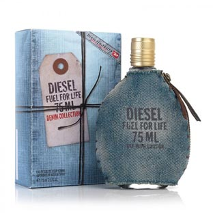 Nước Hoa Nam Diesel Fuel For Life 75ml