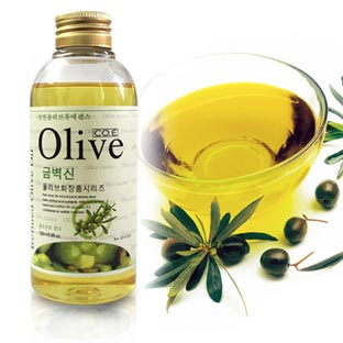 Tinh Dầu Massage Olive Oil 160ml