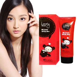 Sahadeal.vn - Kem Lót Nền Lovely The Faceshop SPF20