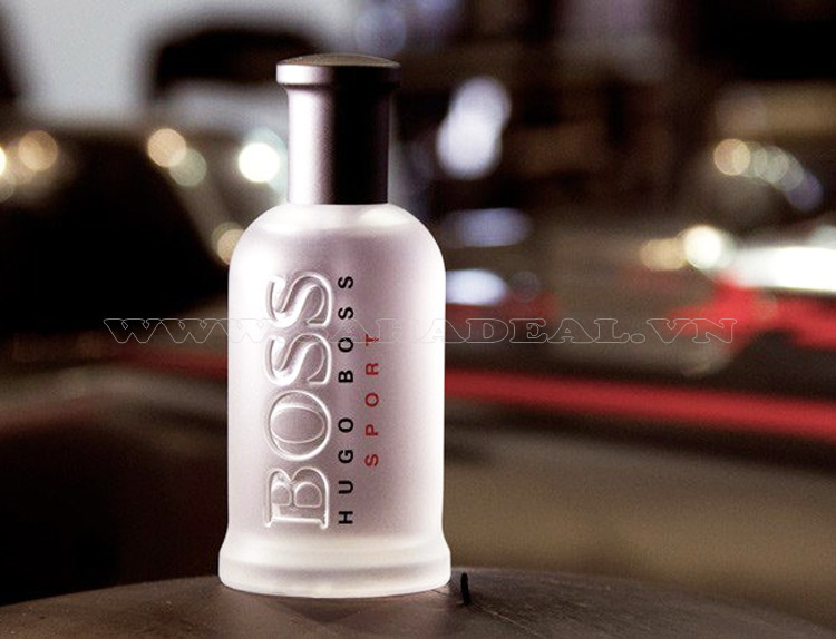 Sahadeal - Nước Hoa Nam Hugo Boss Bottled Sport Men Eau De Toilette 100ml