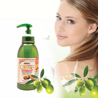 Sahadeal.vn - Sữa Tắm OLIVE Natural Body Cleanser 750ml